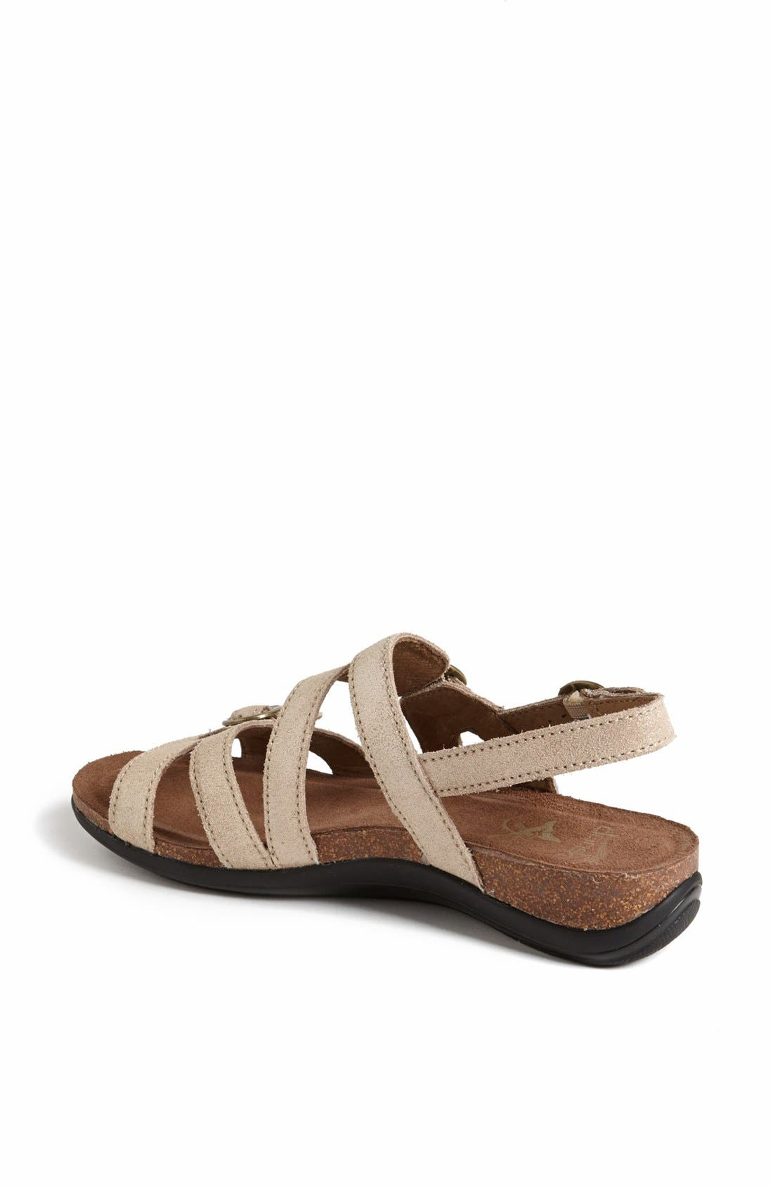 Alternate Image 2  - Dansko 'Jameson' Leather Sandal