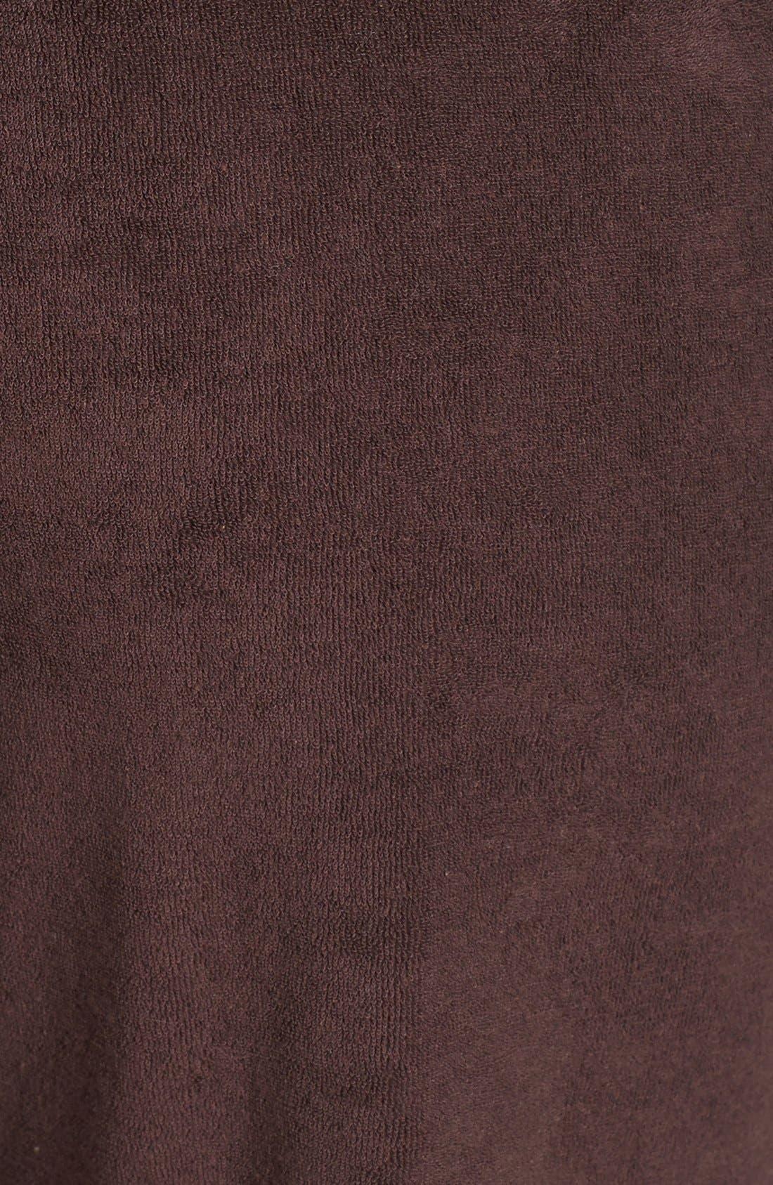 Alternate Image 3  - MICHAEL Michael Kors Drawstring Waist French Terry Pants