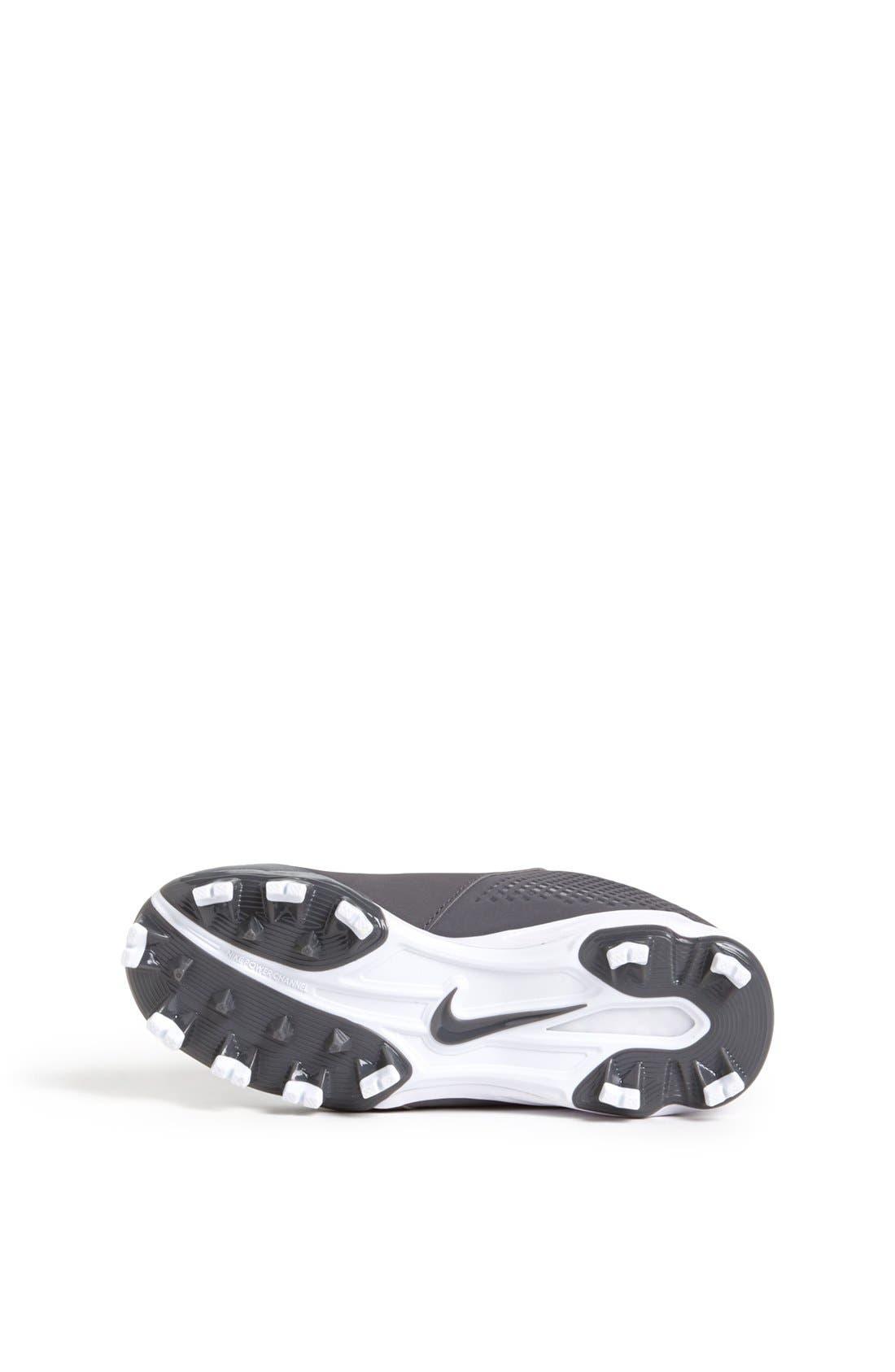 Alternate Image 4  - Nike 'Vapor Strike' Baseball Shoe (Little Kid & Big Kid)