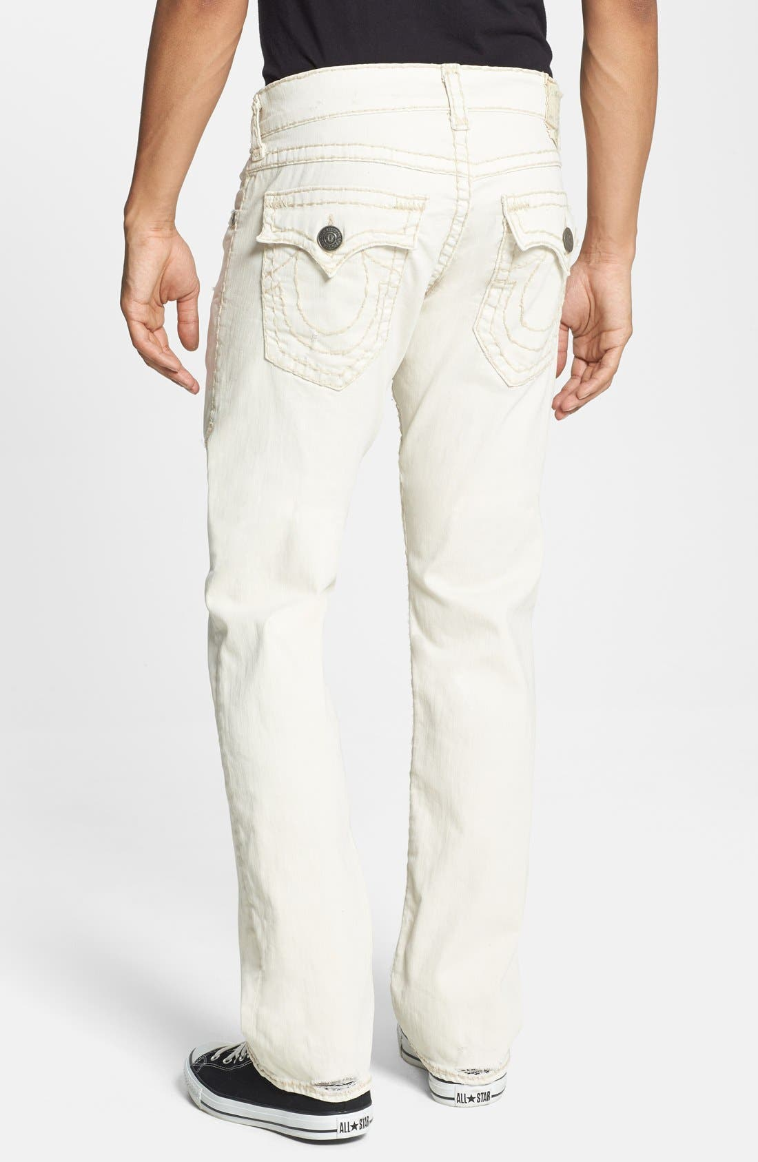 Main Image - True Religion Brand Jeans 'Ricky' Relaxed Fit Jeans (Bak Joshua Tree)