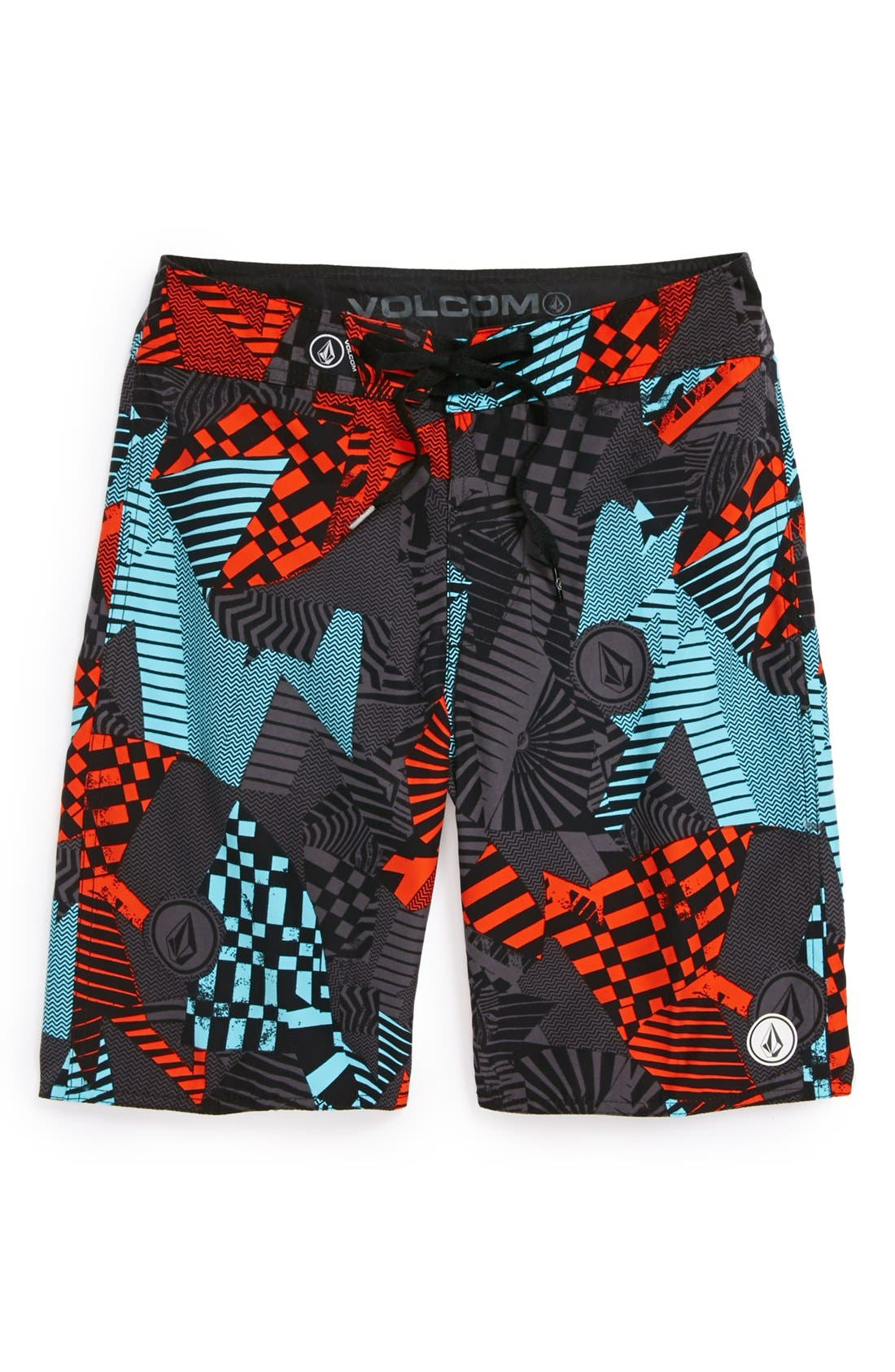 Alternate Image 1 Selected - Volcom 'Overpass St.' Board Shorts (Big Boys)