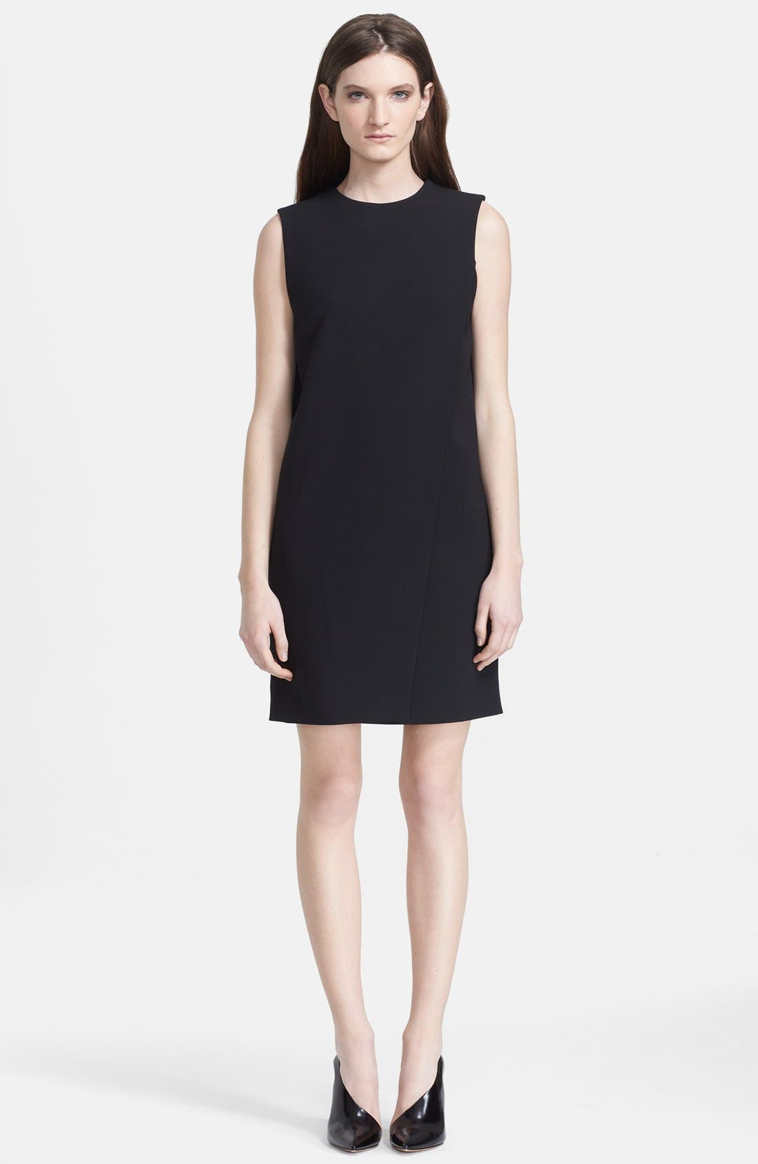 Alternate Image 2  - Alexander Wang Lace-Up Back Folded Dress