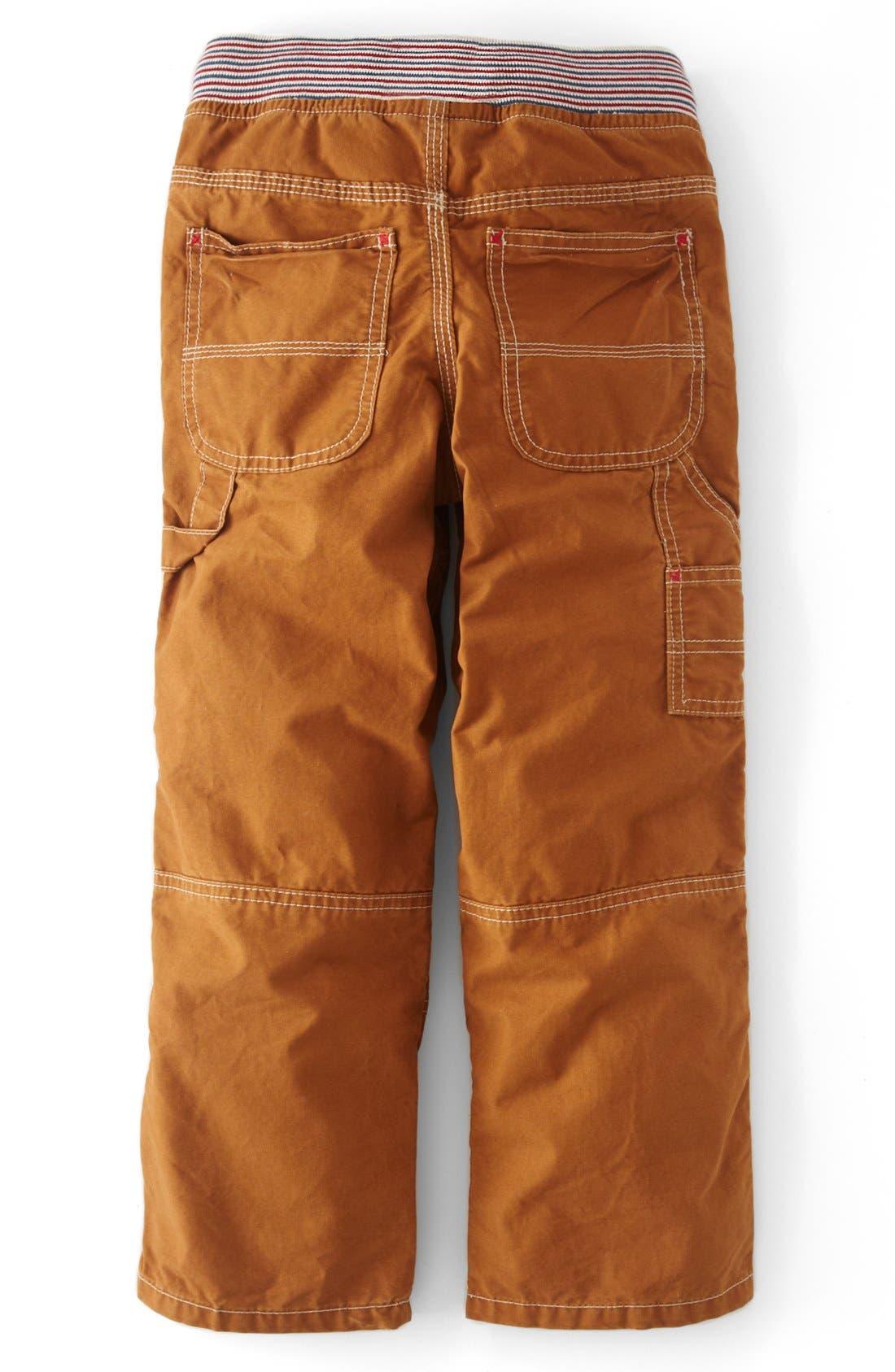 Alternate Image 2  - Mini Boden Carpenter Pants (Toddler Boys, Little Boys & Big Boys)