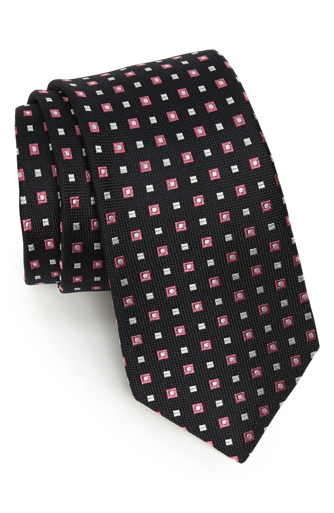 Alternate Image 1 Selected - Nordstrom Woven Silk Tie
