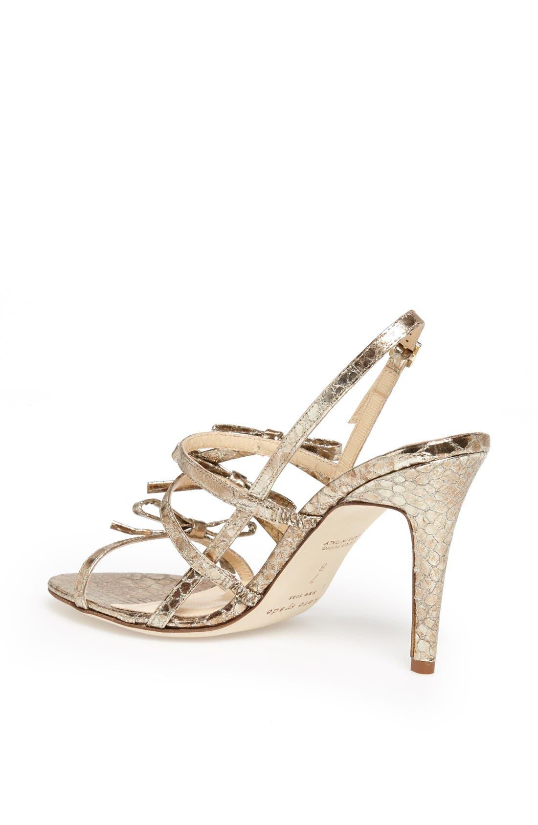 Alternate Image 2  - kate spade new york 'sally' sandal (Women)