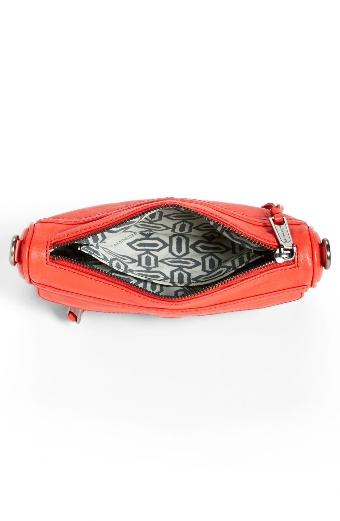 Alternate Image 3  - Rebecca Minkoff 'Mini MAC' Leather Crossbody Clutch