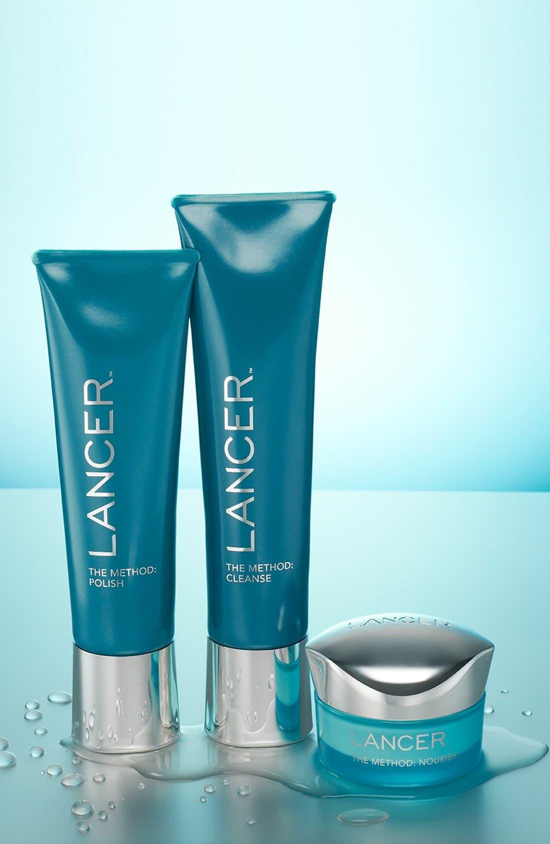 LANCER Skincare 'The Method' Three-Step Skincare Routine