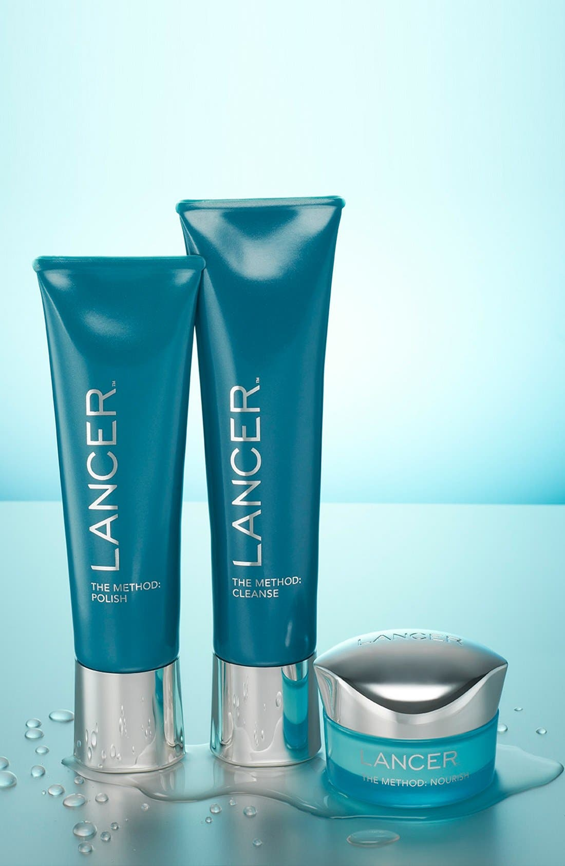 LANCER Skincare 'The Method' Three-Step Skincare Routine