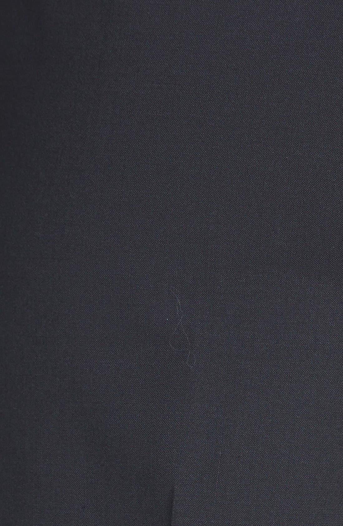 Alternate Image 3  - Classiques Entier® Side Stripe Stretch Wool Ankle Pants