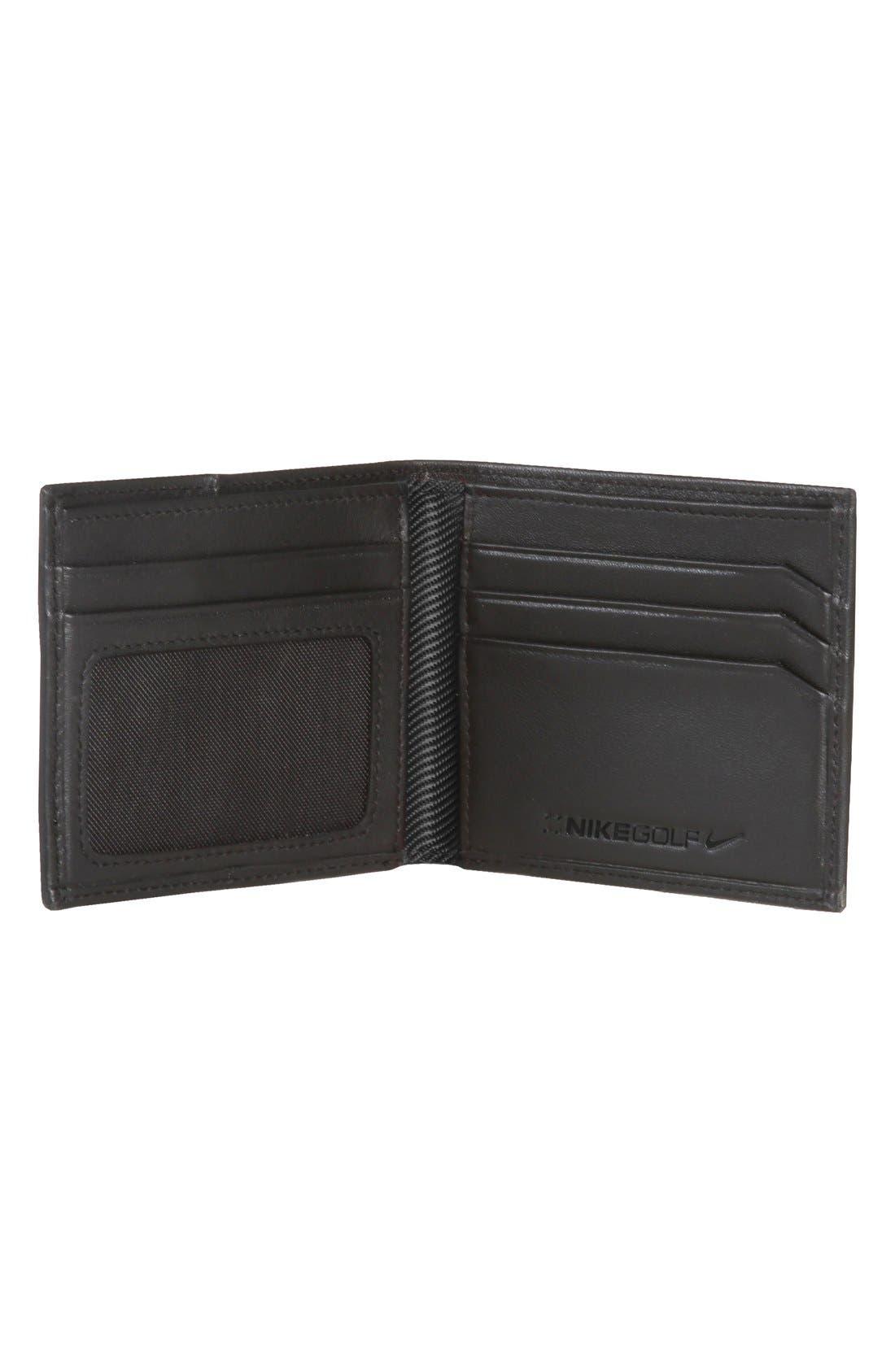 Alternate Image 2  - Nike Leather Wallet