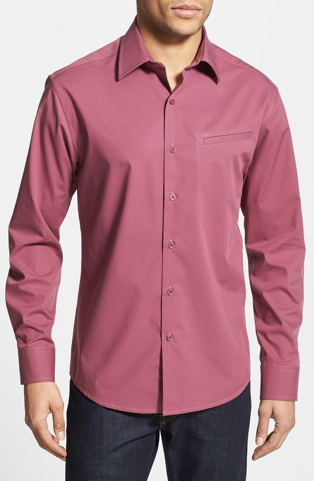 Main Image - Vince Camuto Slim Fit Sport Shirt