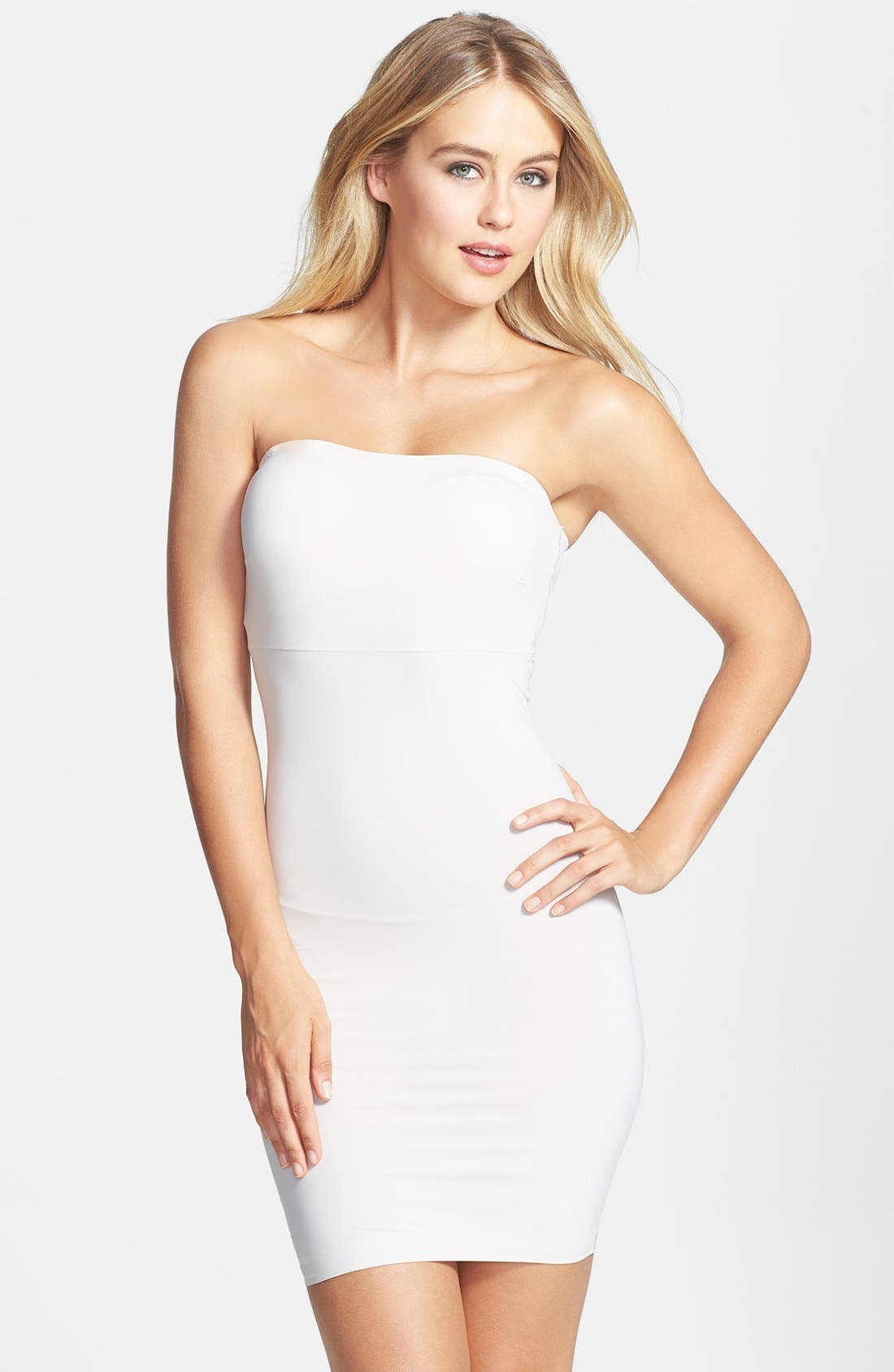 Alternate Image 1 Selected - Yummie 'Kelley' Convertible Strapless Smoother Slip