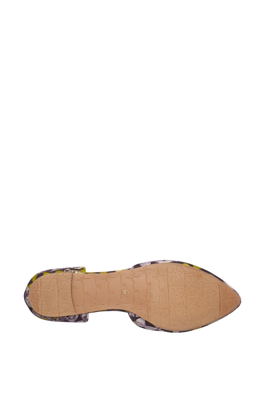 Alternate Image 4  - BC Footwear 'Up All Night' d'Orsay Flat