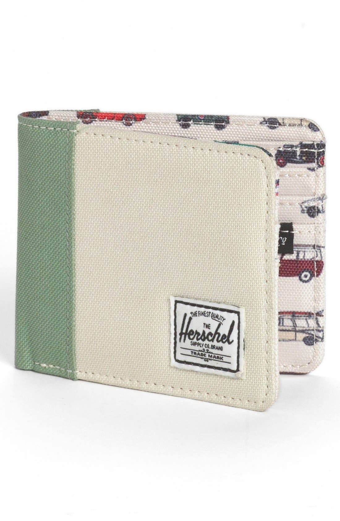 Main Image - Herschel Supply Co. 'Edward - Rad Cars with Rad Surfboards Collection' Wallet