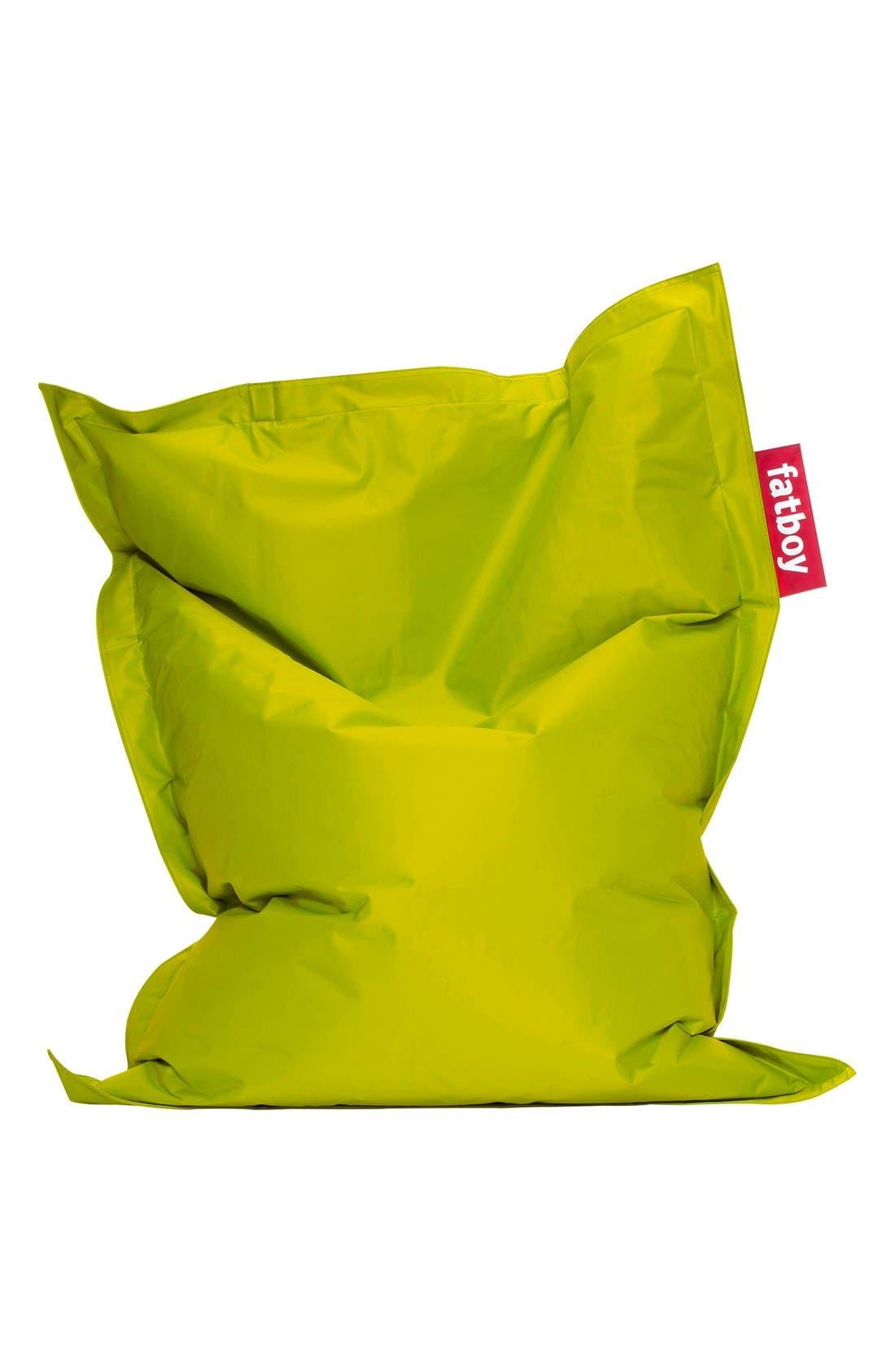 'Junior' Beanbag,                         Main,                         color, Lime Green