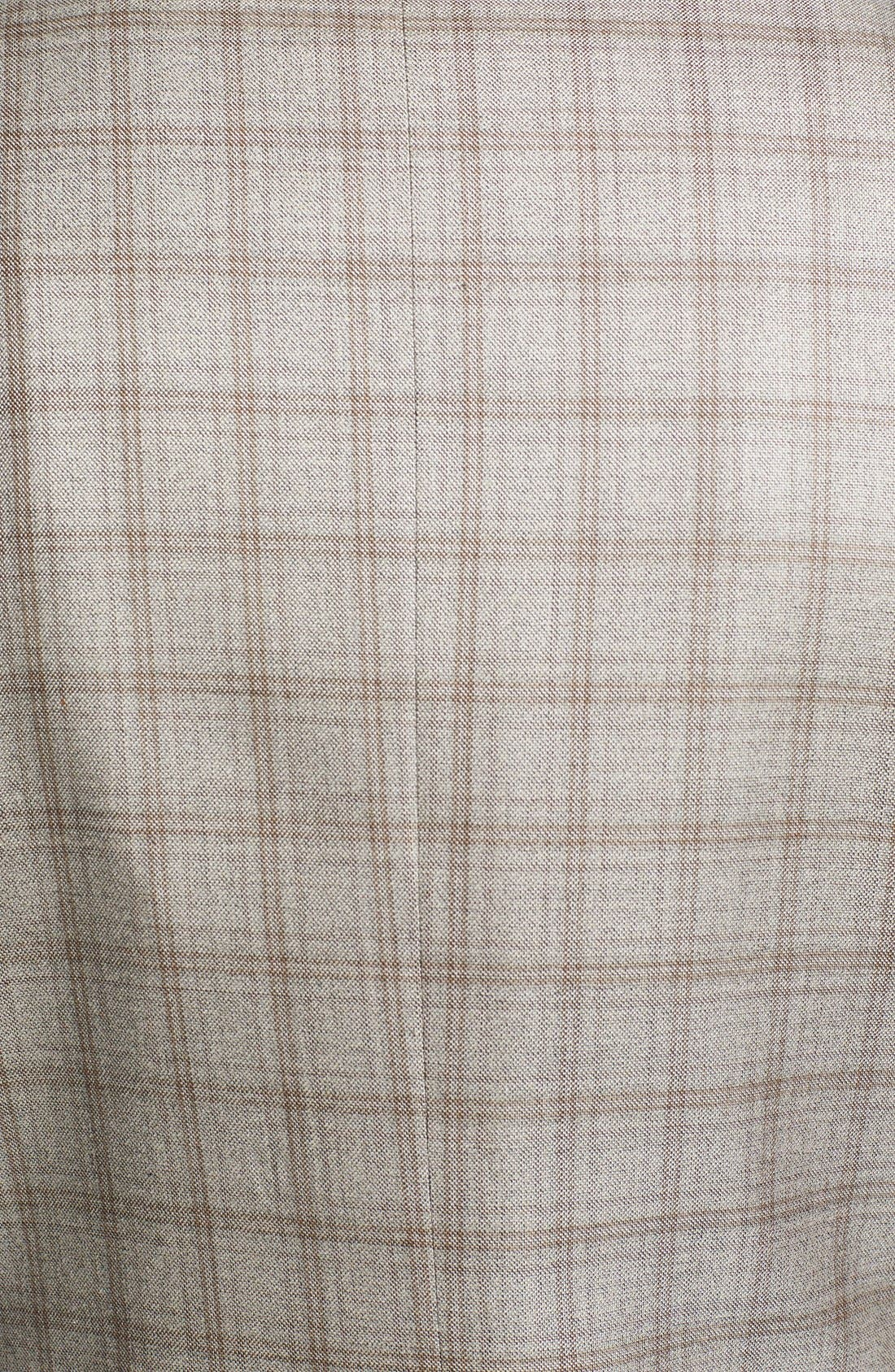 Alternate Image 3  - PLAID 2B SV CLASSIC FIT SPORT COAT