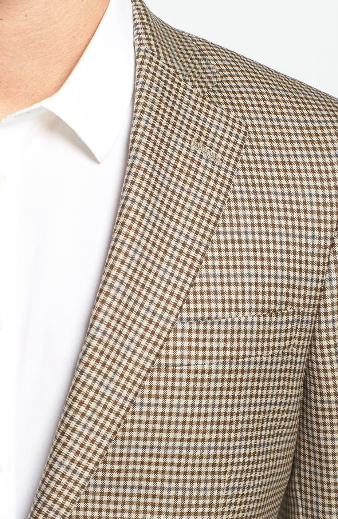 Alternate Image 3  - 2 BTN NY CLASSIC FIT SPORTCOAT