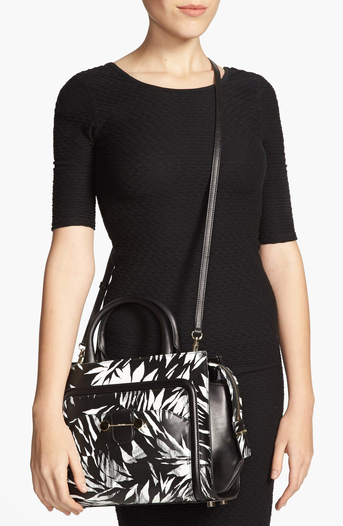 Alternate Image 2  - Jason Wu 'Daphne 2' Tropical Print Crossbody Bag