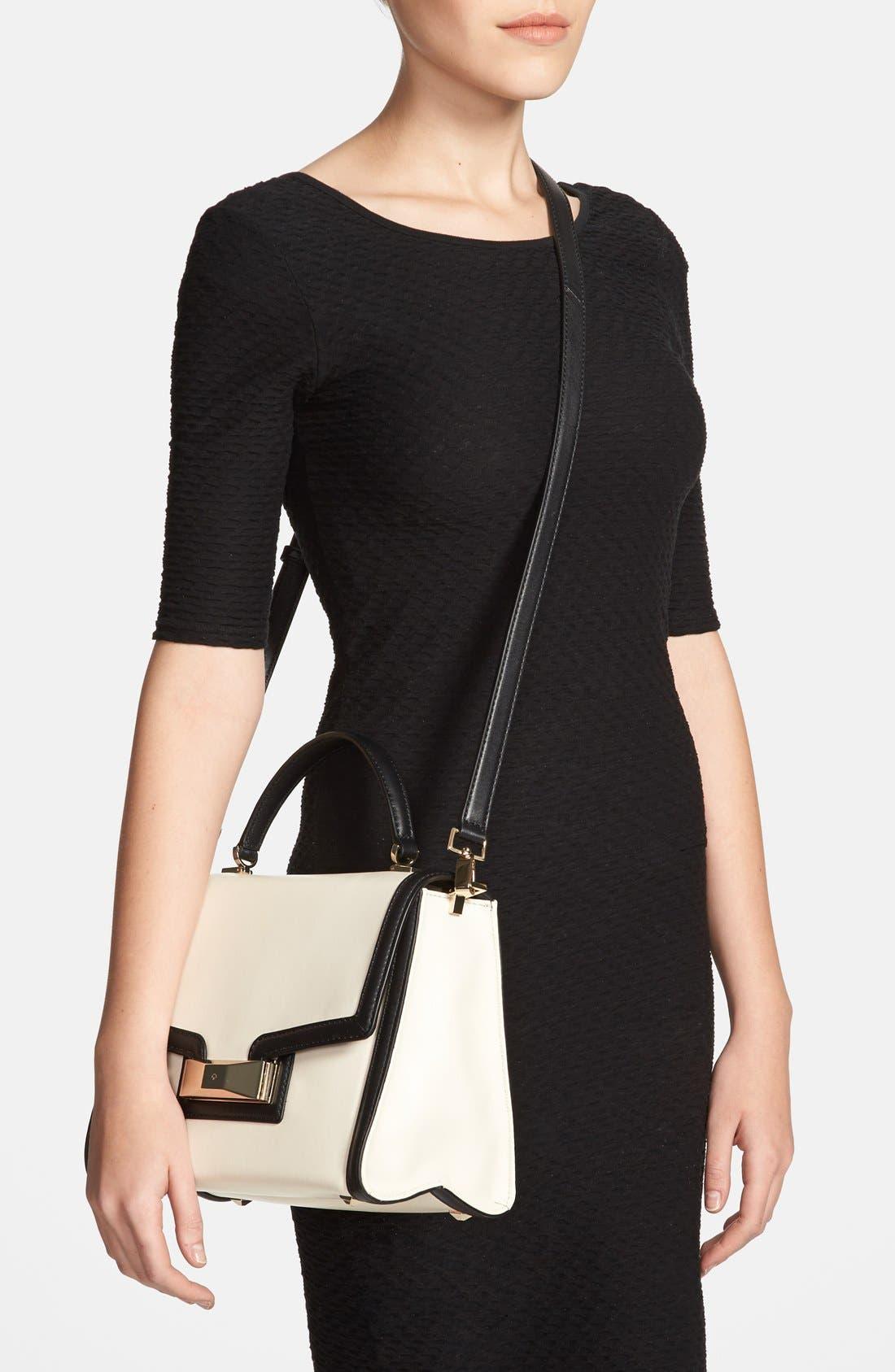 Alternate Image 2  - kate spade new york 'carroll park - penelope' leather satchel