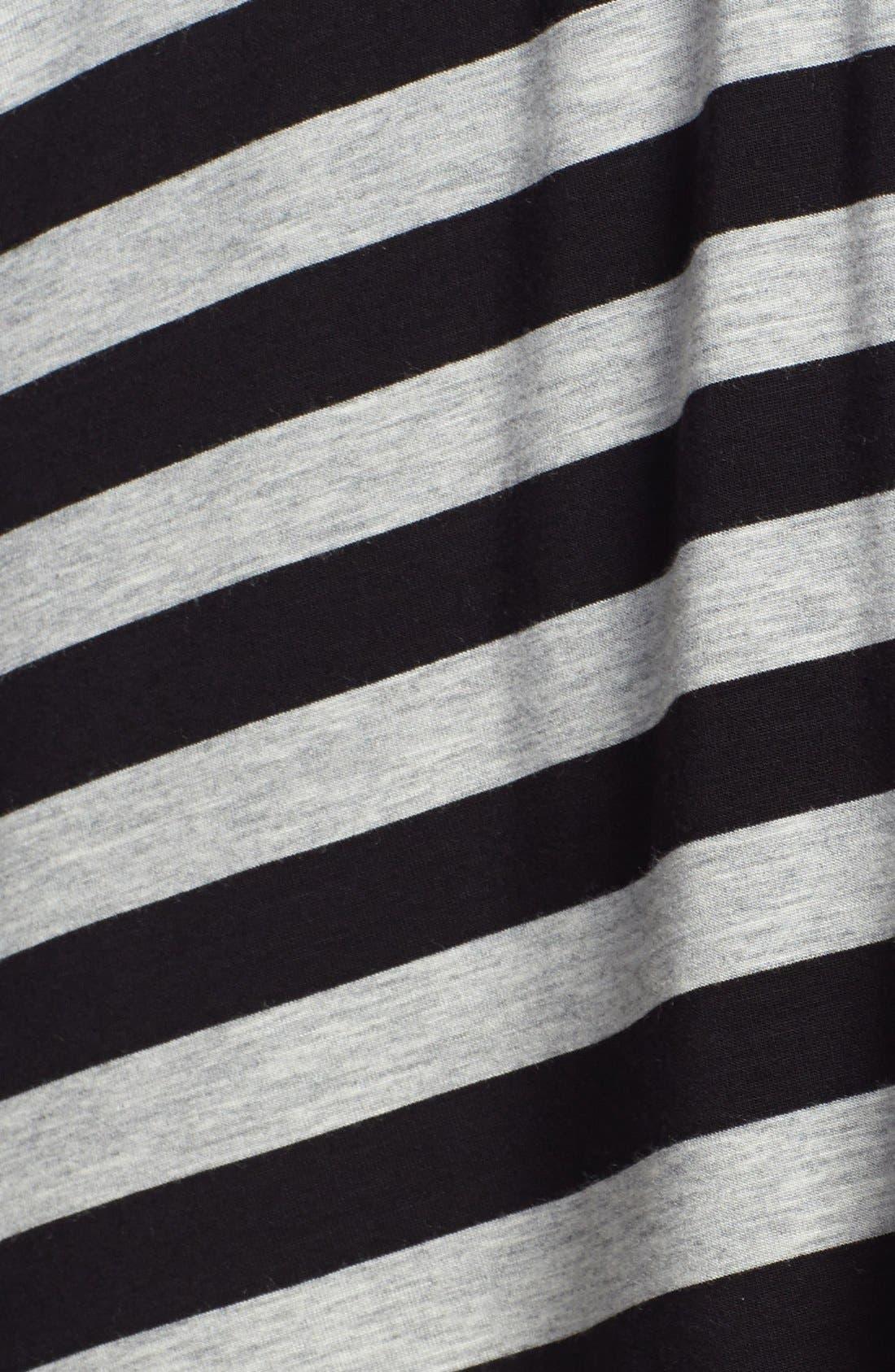 Alternate Image 3  - Caslon® Skater Skirt (Regular & Petite)