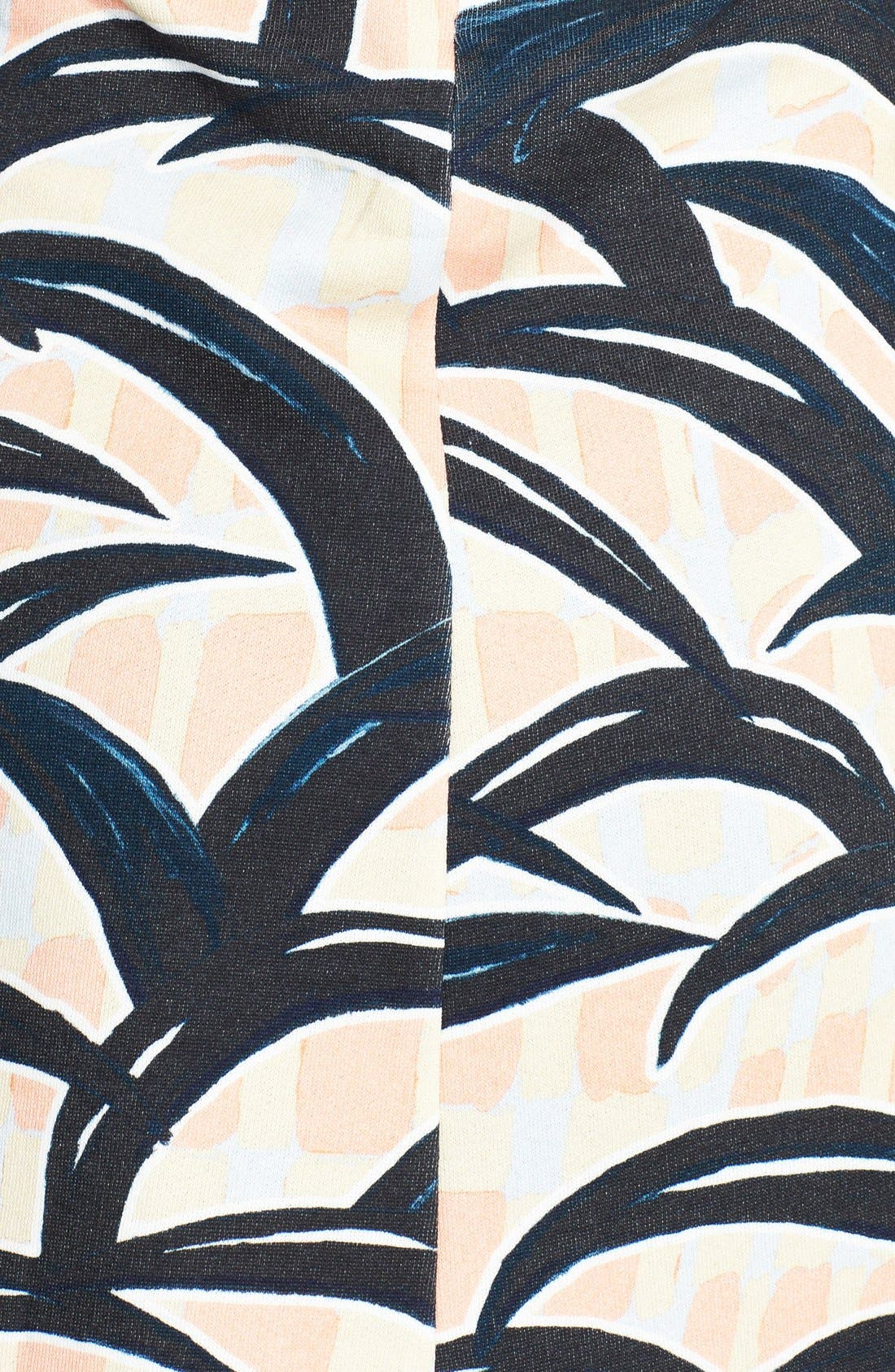 Alternate Image 3  - KENZO Patterned Cotton Dress