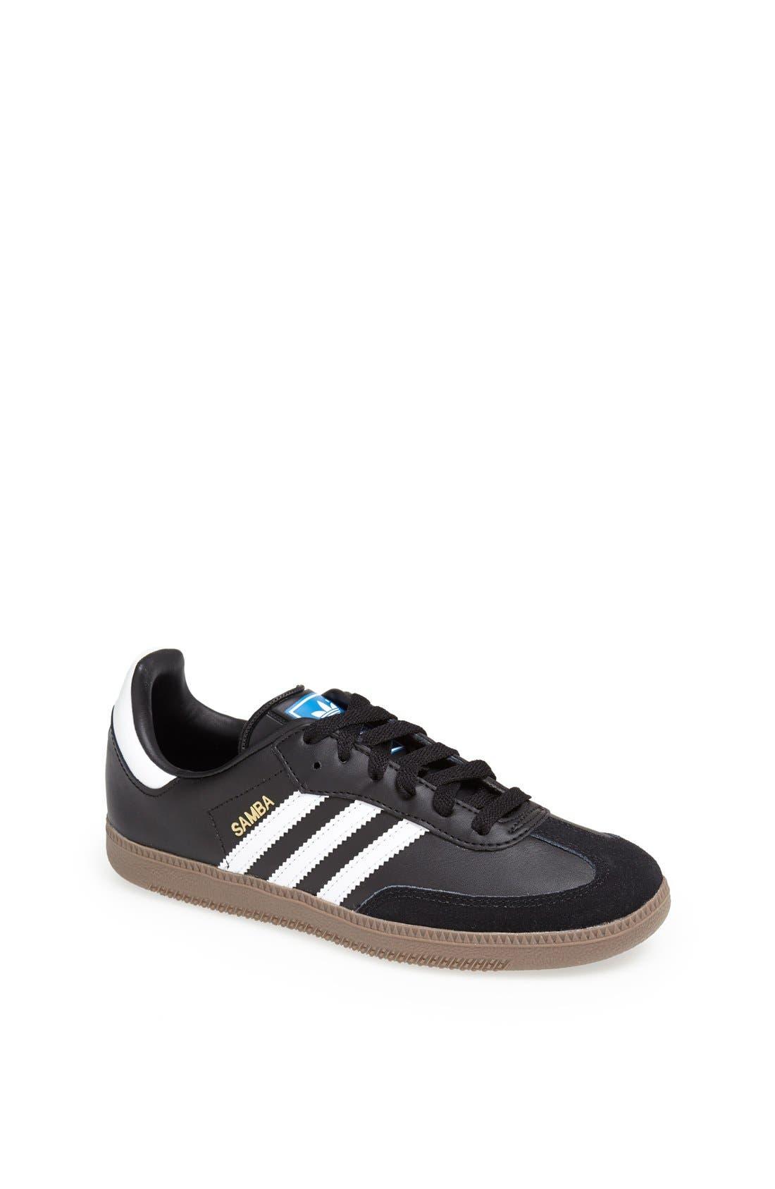 Alternate Image 1 Selected - adidas 'Samba' Sneaker (Toddler, Little Kid & Big Kid)