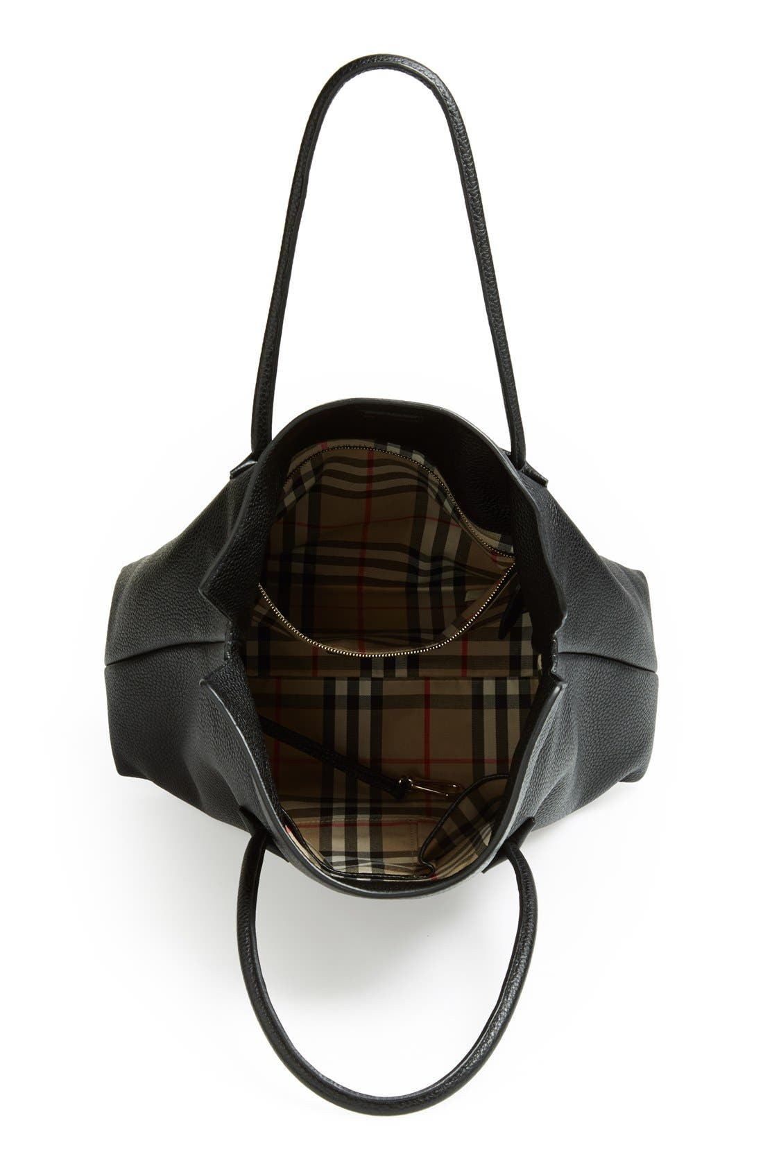 Alternate Image 3  - Burberry 'Baynard' Leather Tote