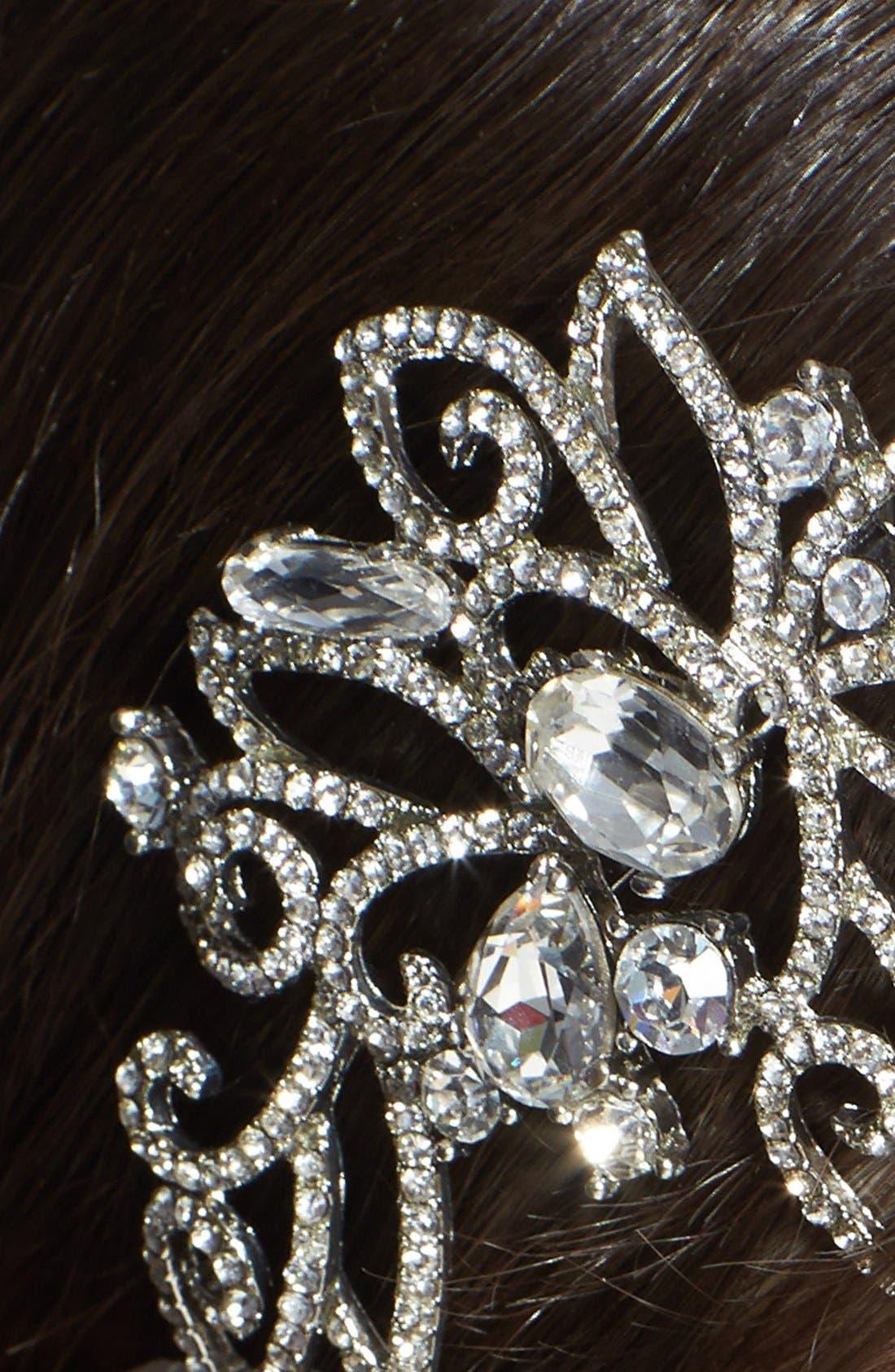 Alternate Image 2  - Nina Crystal Head Wrap
