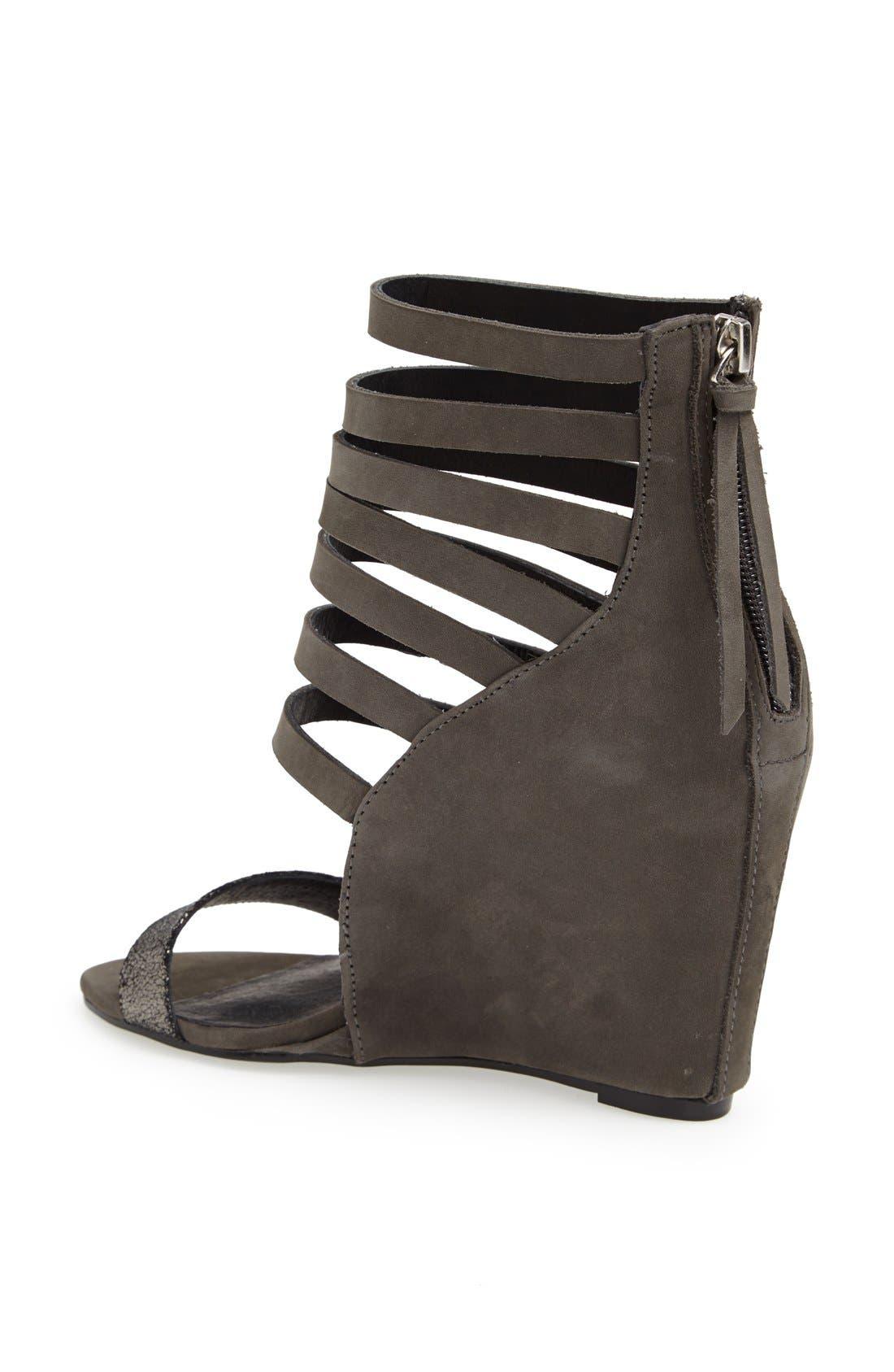 Alternate Image 2  - Matisse 'Kindred' Suede Sandal
