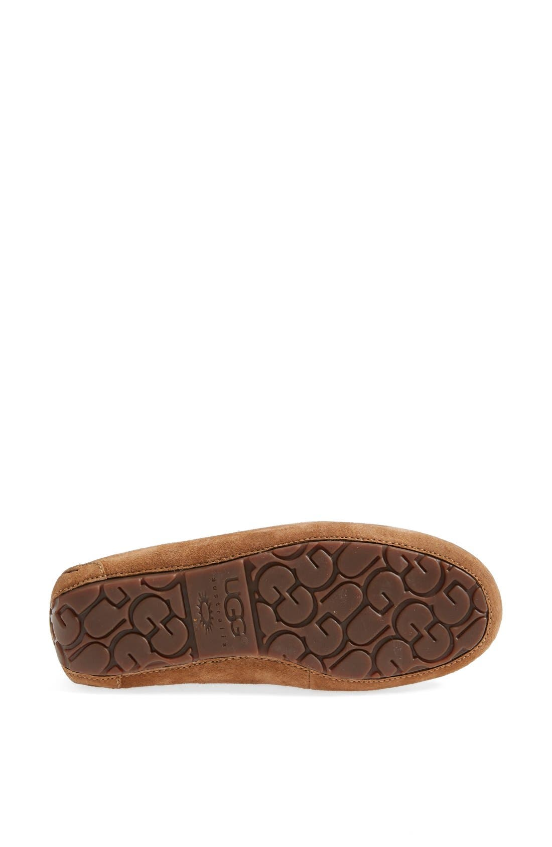 Brett Slipper,                             Alternate thumbnail 4, color,                             Chestnut/ Chocolate