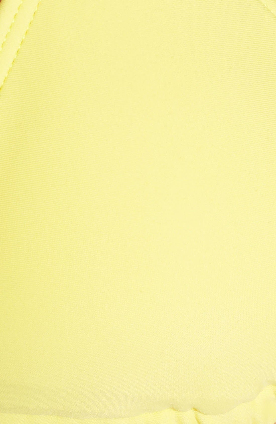 Alternate Image 5  - Vince Camuto 'Caribbean Sunset' Halter Bikini Top