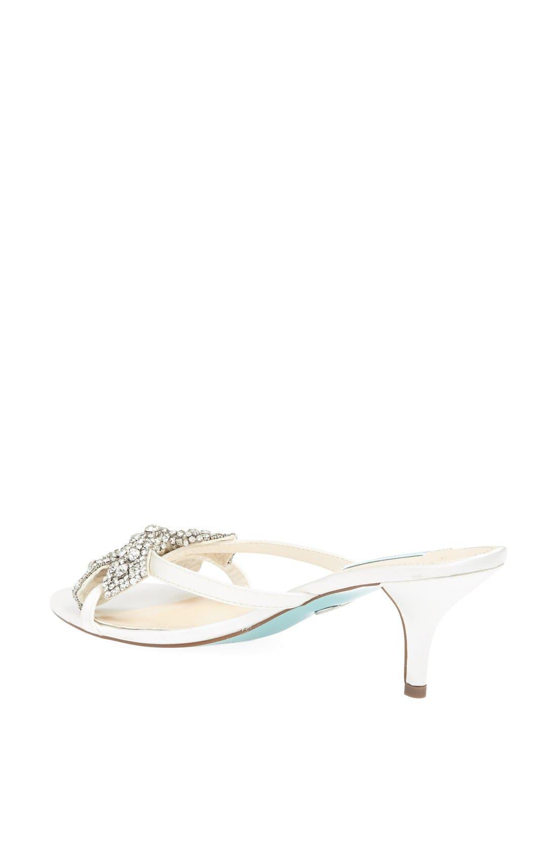 Alternate Image 2  - Betsey Johnson 'Blush' Sandal