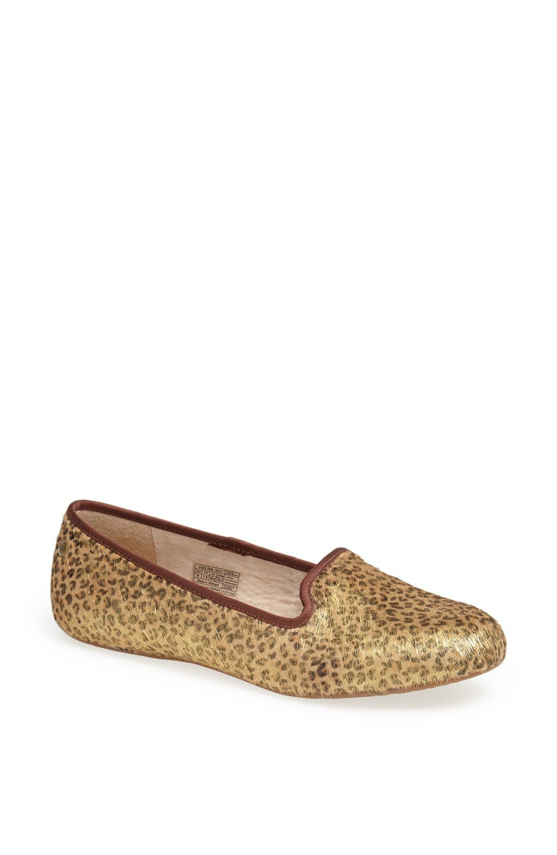 Alternate Image 1 Selected - UGG® Australia 'Alloway' Slipper (Women)