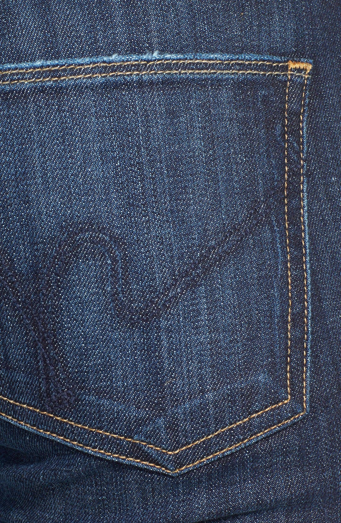 Alternate Image 3  - Citizens of Humanity 'Dita' Bootcut Stretch Jeans (New Pacific) (Petite)