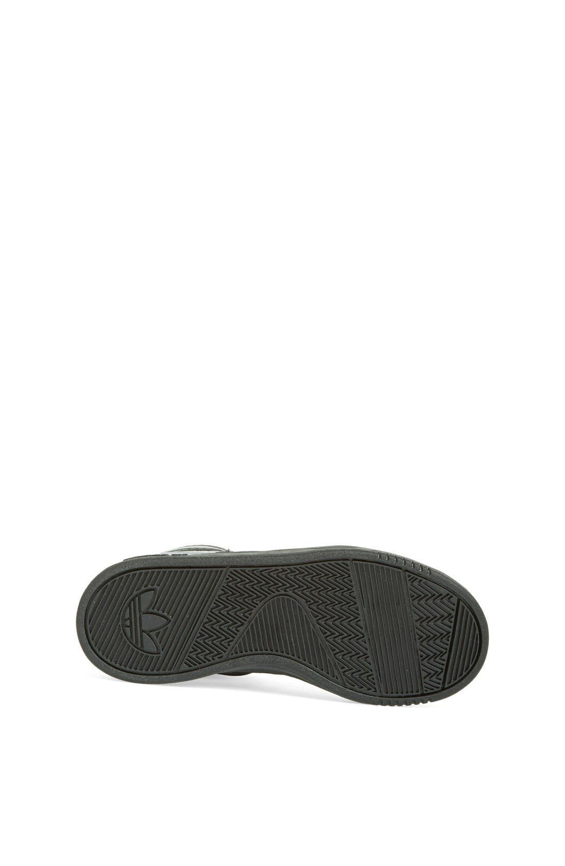 Alternate Image 4  - adidas 'Court Attitude' Sneaker (Toddler, Little Kid & Big Kid)