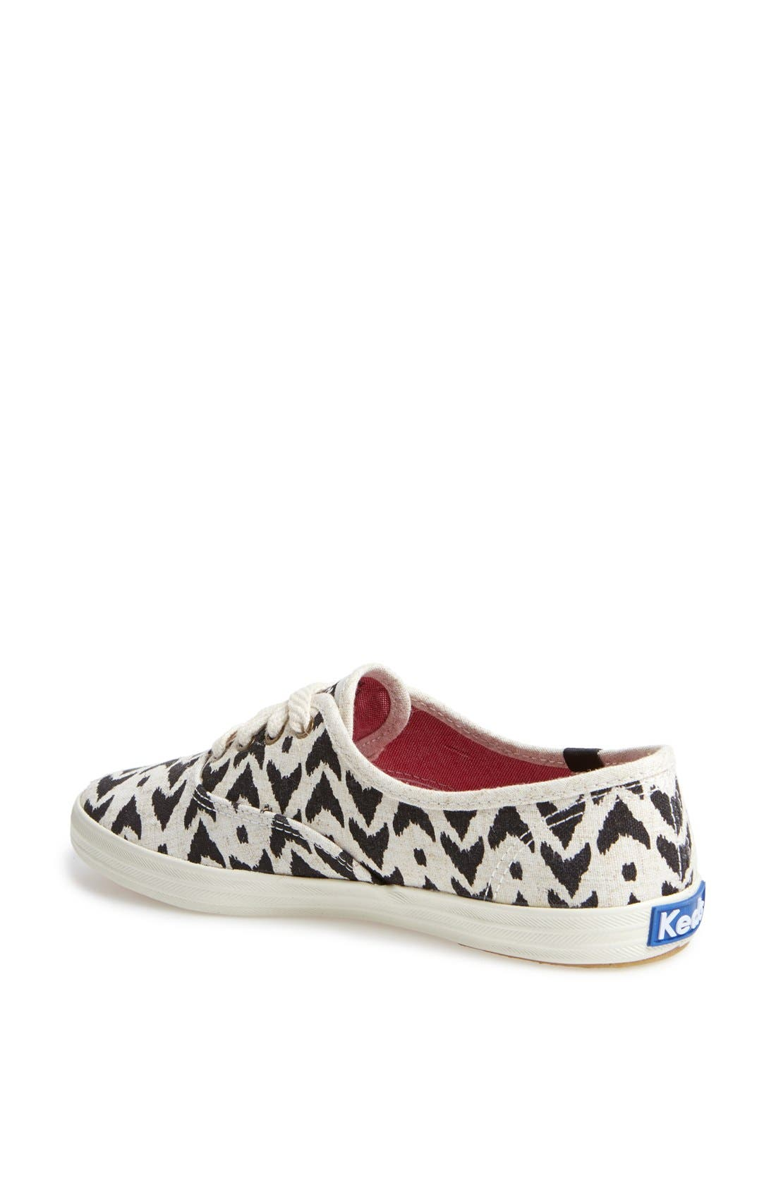 Alternate Image 2  - Keds® 'Champion - Ikat' Sneaker (Women)