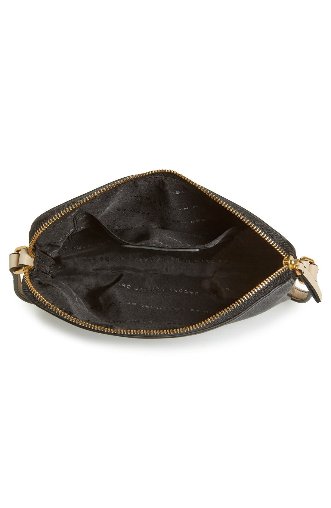 Alternate Image 3  - MARC BY MARC JACOBS 'Sophisticato Dani' Leather Crossbody Bag