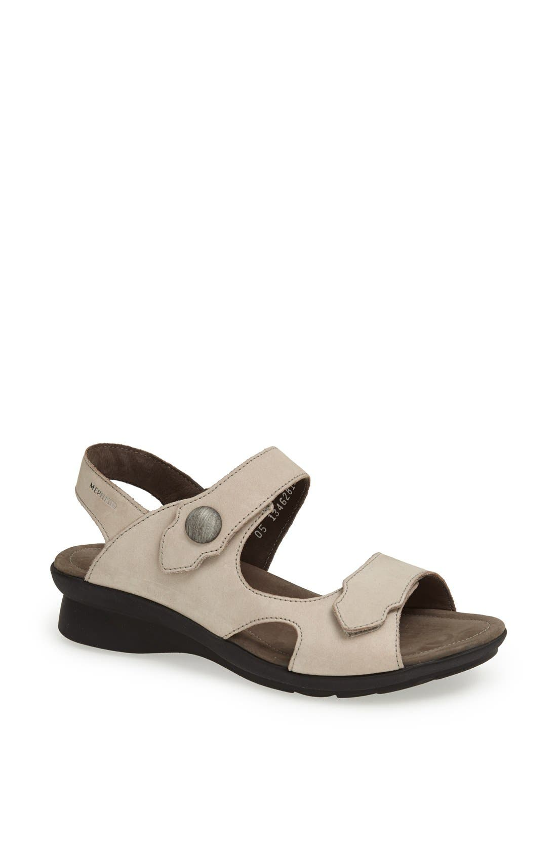 Mephisto 'Prudy' Leather Sandal