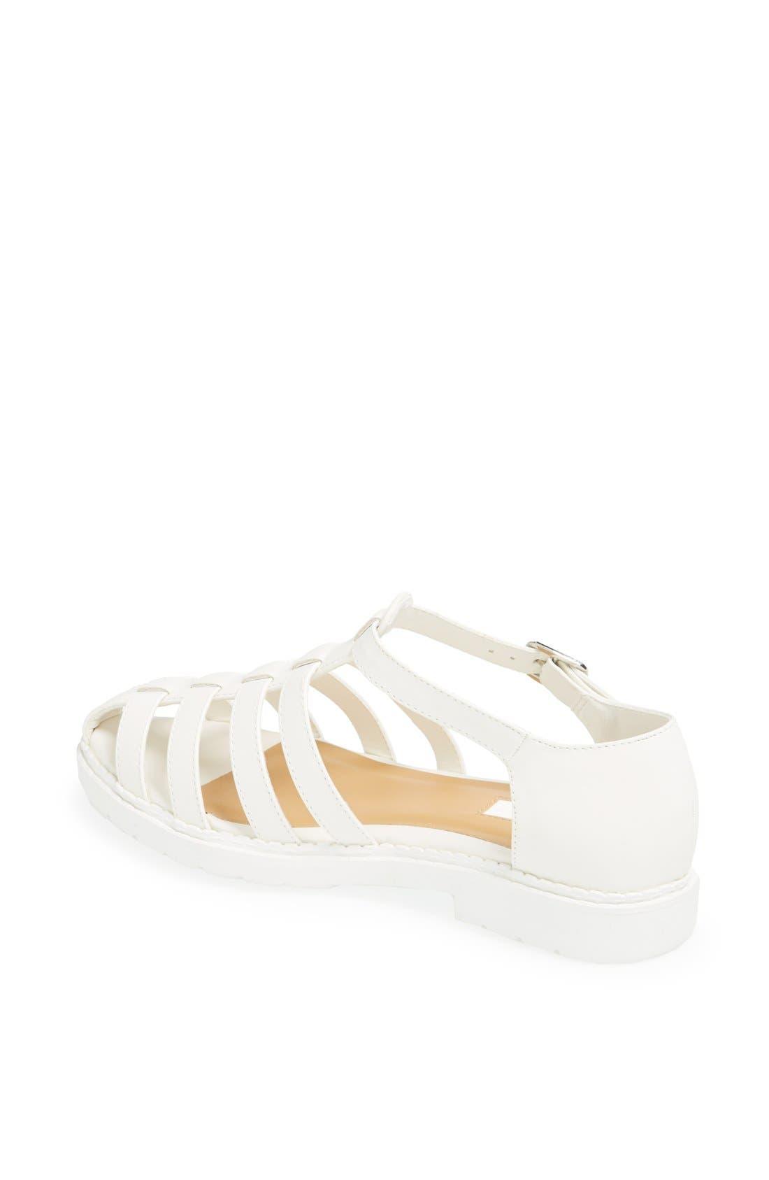 Alternate Image 2  - Topshop 'Florence' Sandal