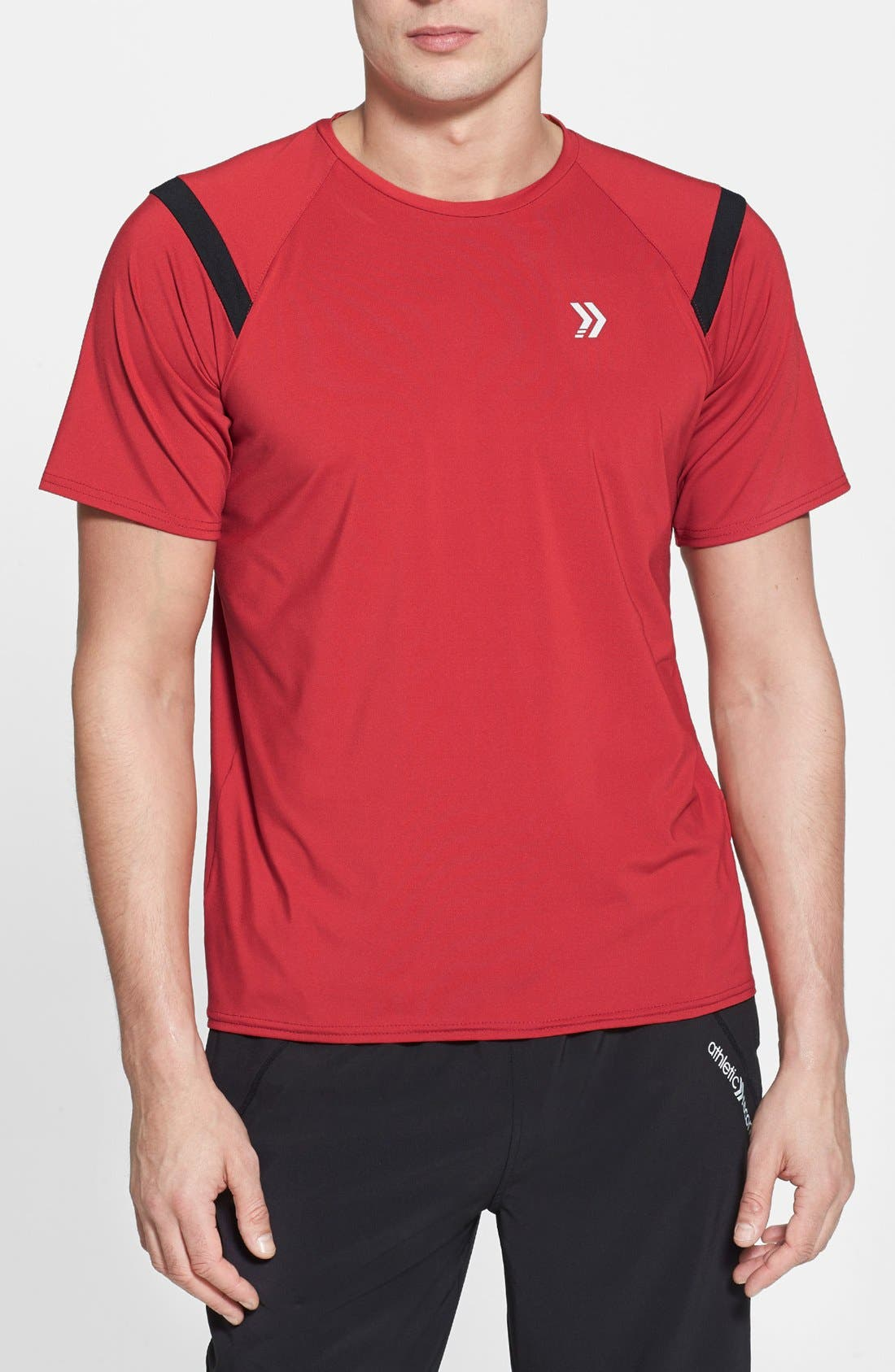 Alternate Image 1 Selected - Athletic Recon 'Python' Performance T-Shirt