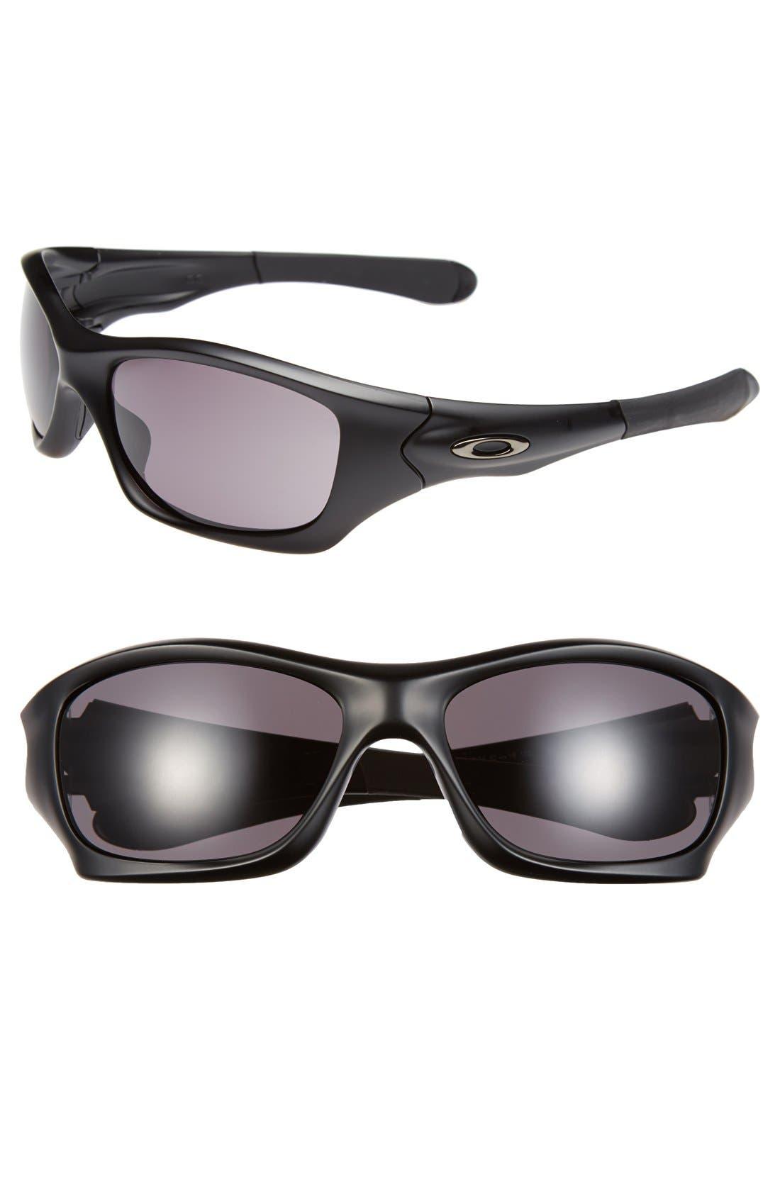 Alternate Image 1 Selected - Oakley 'Pit Bull' 62mm Sunglasses