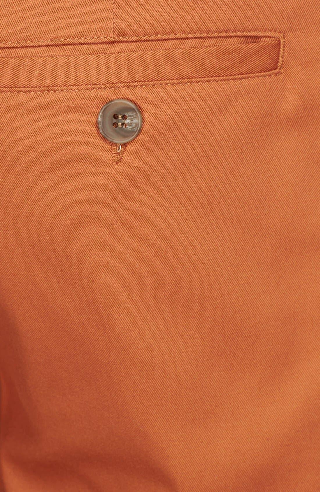 Alternate Image 3  - Pendleton Portland Collection 'Parker Falls' Twill Shorts