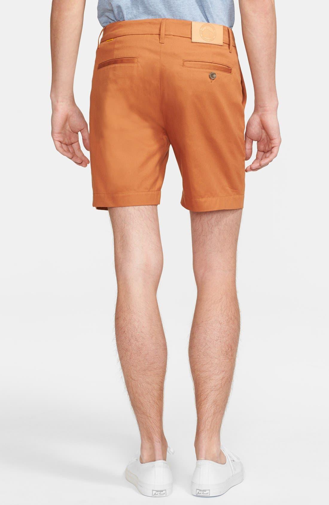 Alternate Image 2  - Pendleton Portland Collection 'Parker Falls' Twill Shorts