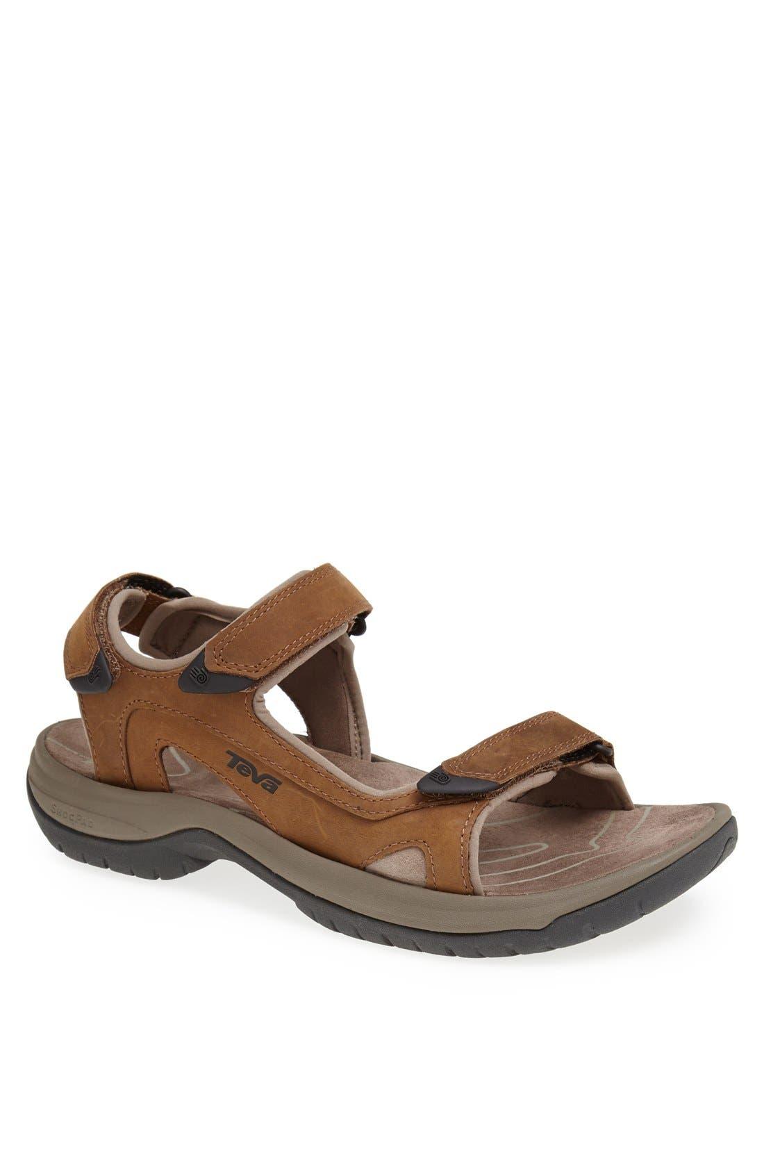 Alternate Image 1 Selected - Teva 'Jetter' Sandal (Men)