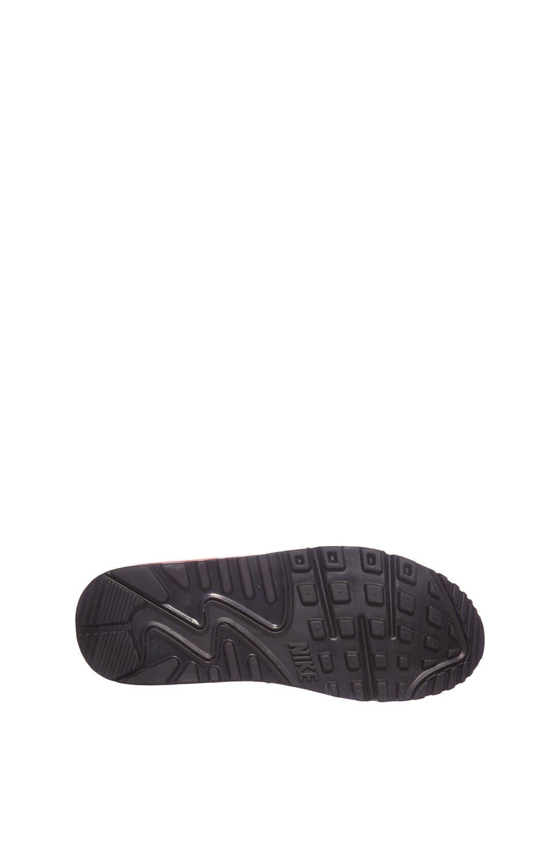 Alternate Image 4  - Nike 'Air Max 90 LE' Sneaker (Big Kid)