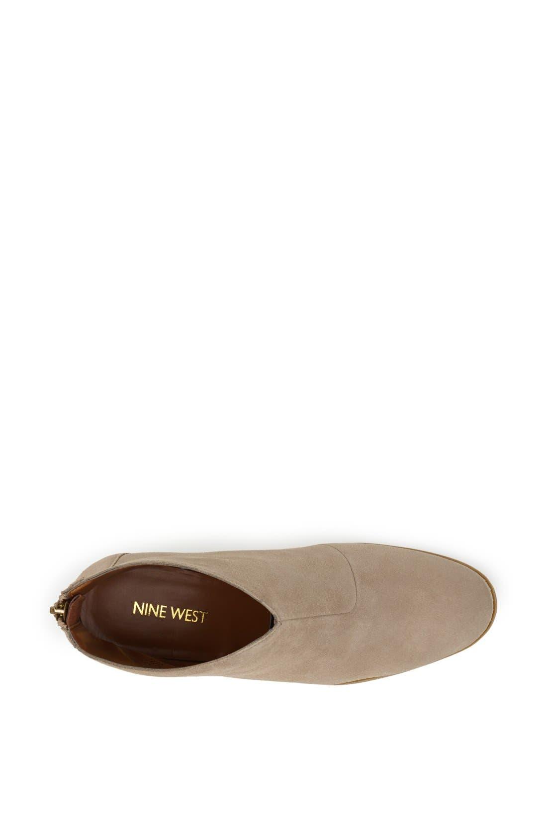 Alternate Image 3  - Nine West 'Jarrad' Leather Boot