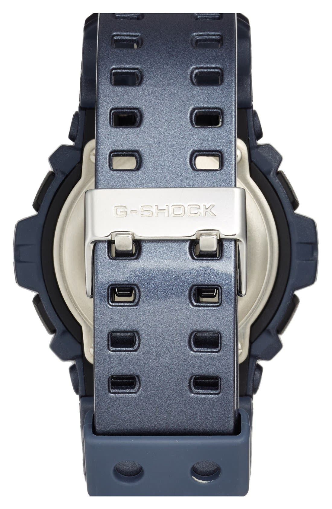 Alternate Image 2  - G-Shock 'X-Large' Digital Watch, 55mm x 52mm