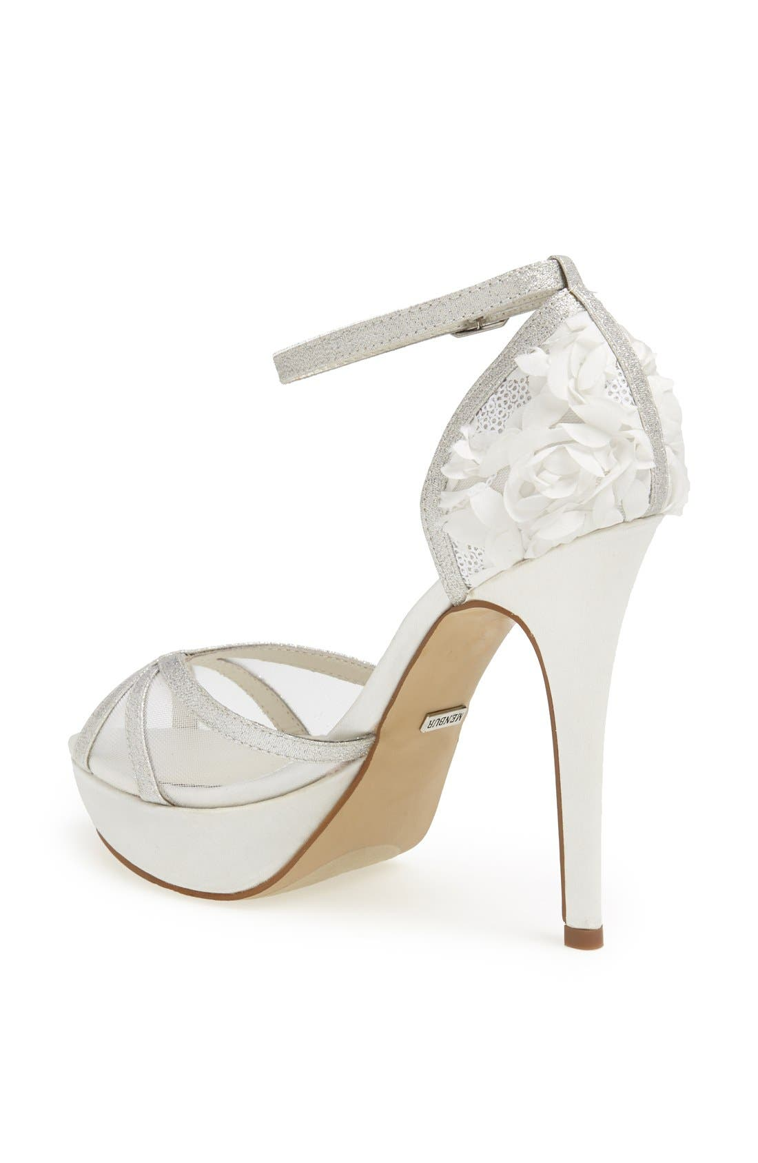Alternate Image 2  - Menbur 'Iria' Satin Sandal