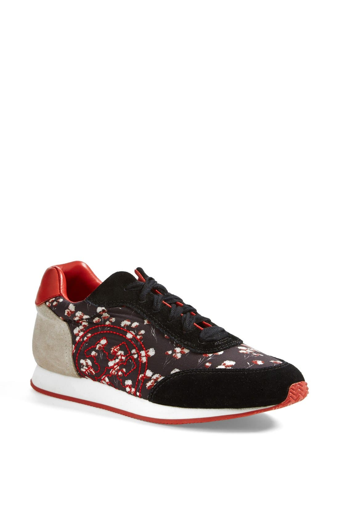 Alternate Image 1 Selected - Tory Burch 'Delancey' Print Sneaker