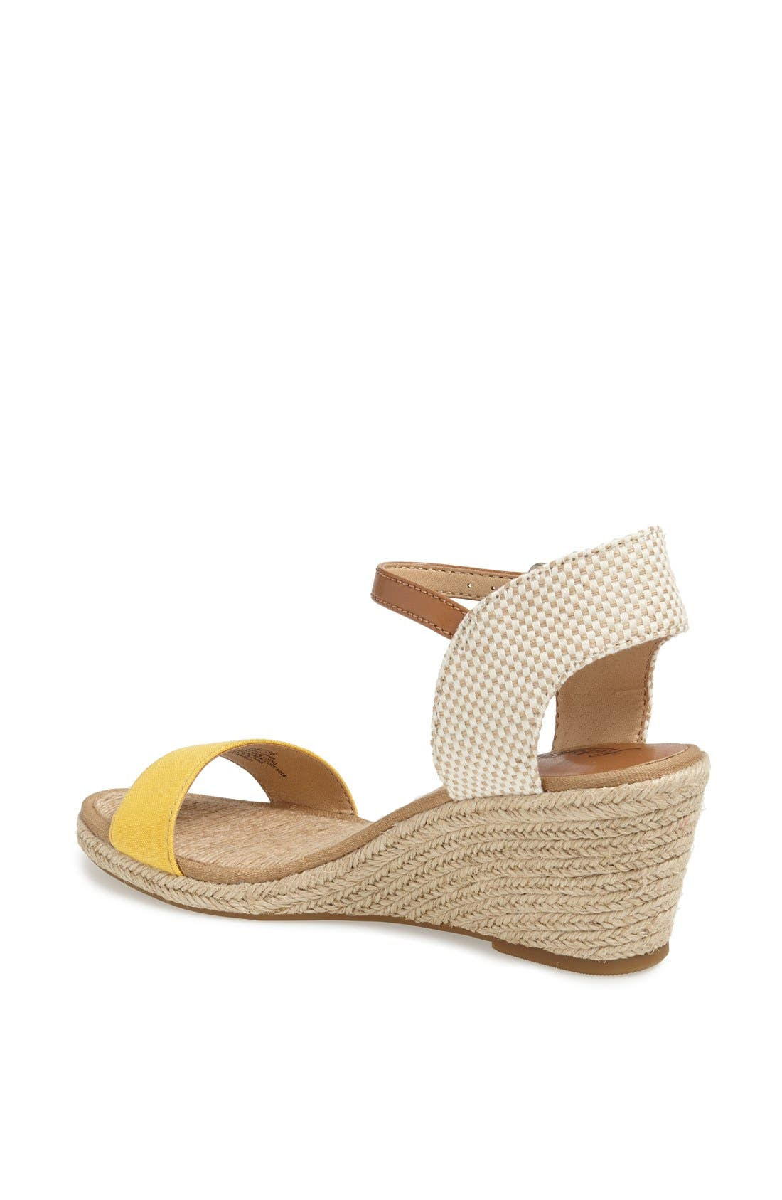 Alternate Image 3  - Lucky Brand 'Kavelli' Espadrille Wedge